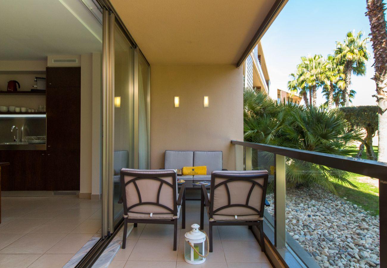 Appartement à Albufeira - Apartment Salgados Beach- D´alma Garden View