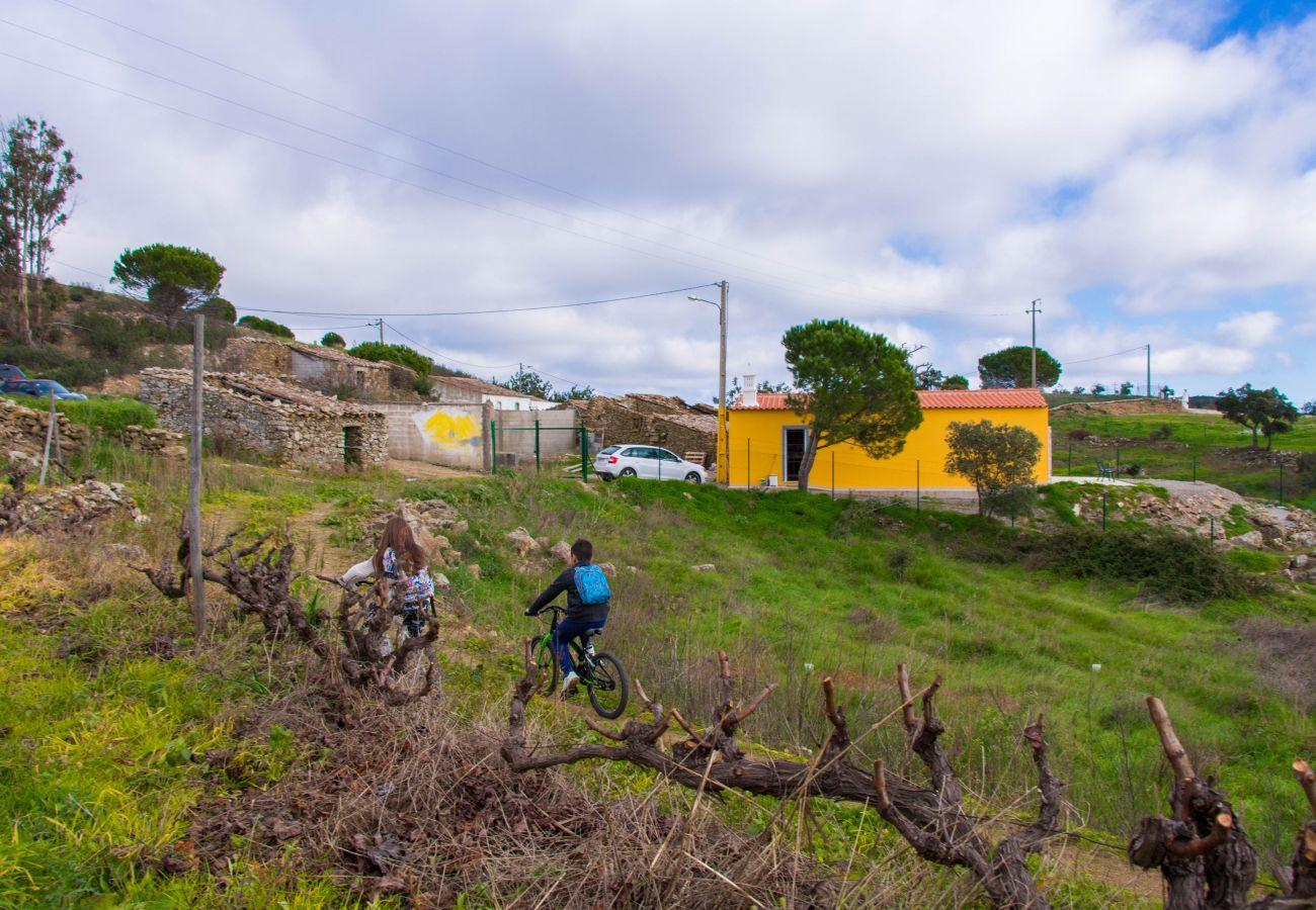 Gîte Rural à Tavira - Serra Algarvia - D'Alma Jaguatirica